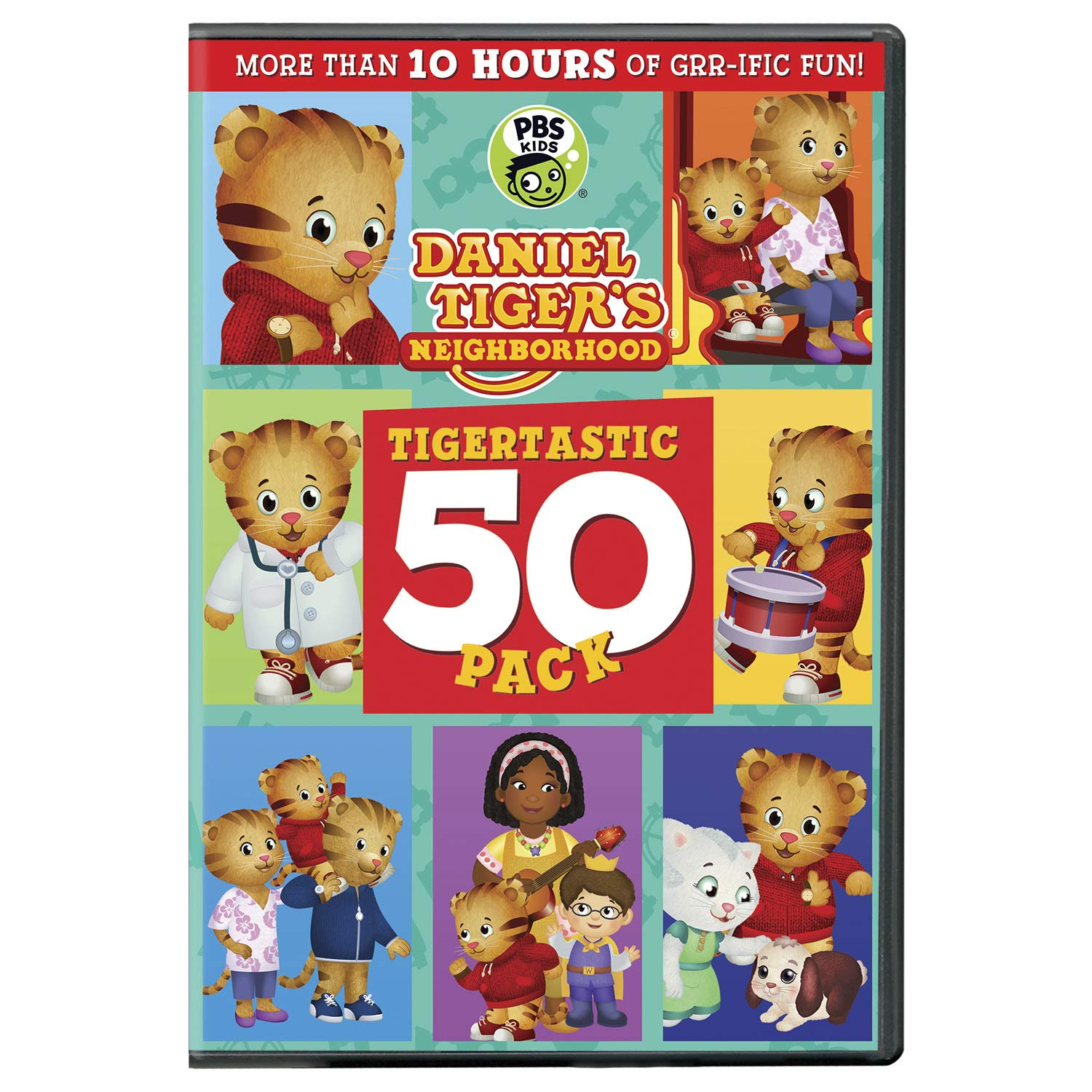 Daniel Tiger's Neighborhood: Pack 50 Inexpensive Cheap super special price Tigertastic
