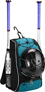 AmazonBasics Youth Baseball Equipment Backpack