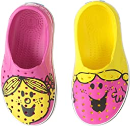 Little Miss Chatterbox & Sunshine Miles Print (Toddler/Little Kid)