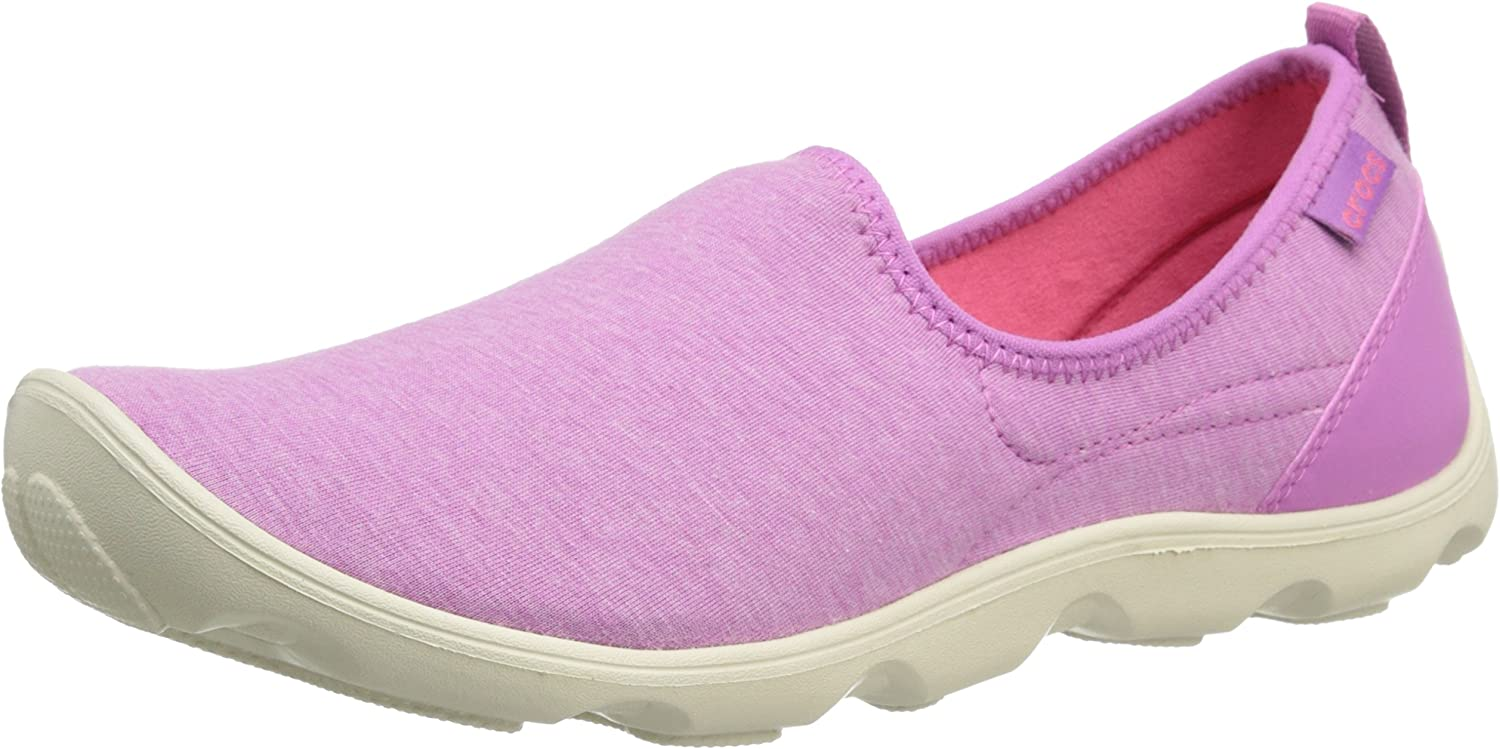 Crocs Women's Duet Busy Day Heather shoes
