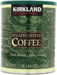 Best kirkland decaffeinated coffee Reviews