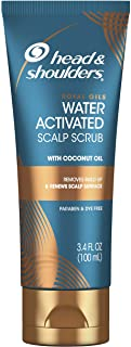 Head and Shoulders Royal Oils Water Activated Scalp Scrub with Coconut Oil, 3.4 fl oz