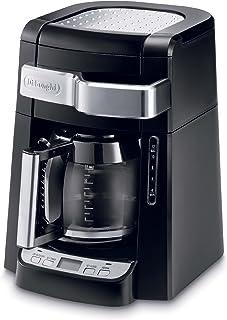 DeLonghi DCF2212T 12-Cup Glass Carafe Drip Coffee Maker, Black