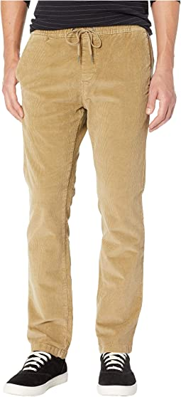 Larry Layback Cord Pants