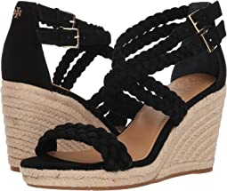 Bailey 2 90mm Ankle Strap Wedge Espadrille