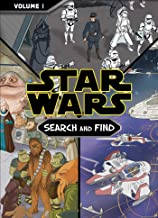 Star Wars Search and Find Vol. I Mass Market Edition