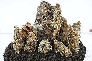 freshwater aquarium rocks