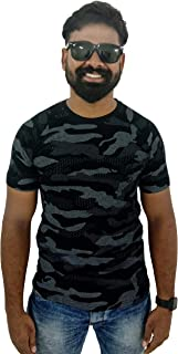 283156d9ecc7 4XL Men's T-Shirts: Buy 4XL Men's T-Shirts online at best prices in ...