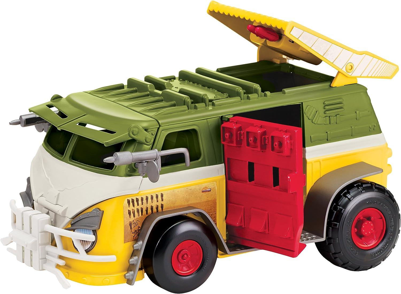 Teenage Mutant Ninja Turtles 94426 Spielzeug, grün