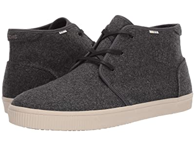 TOMS Carlo Mid (Forged Iron Felt) Men