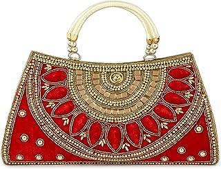 STYLO G Women's bridal clutch