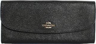 F59949 Wallet in Crossgrain Leather