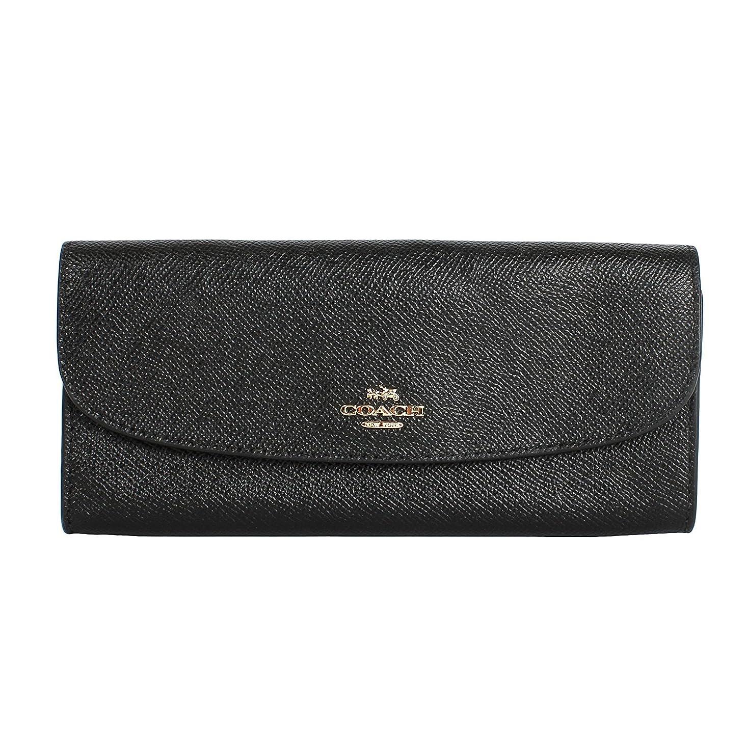 Coach F59949 Wallet in Crossgrain Leather