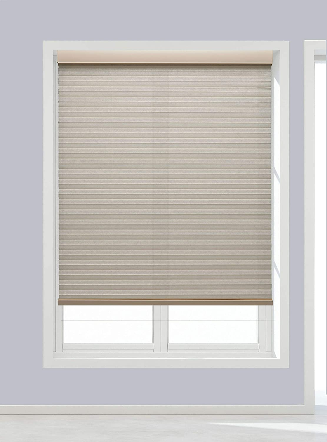 Decor Avenue Custom Cordless 39 1 2 W Muslin low-pricing to Max 64% OFF 36 x Light H 30