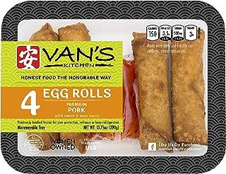 Best van egg rolls Reviews