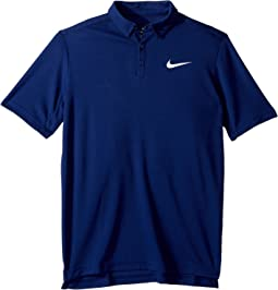 Court Dry Tennis Polo (Big Kids)