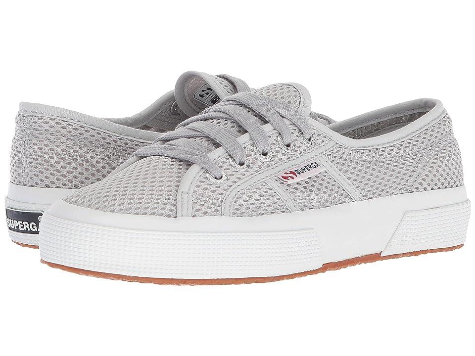 Superga 2750 Meshu Sneaker (Grey) Women
