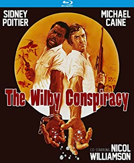 Wilby Conspiracy [Blu-ray] [Import]