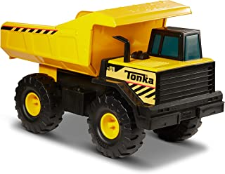 Tonka Classic Steel Mighty Dump Truck Vehicle