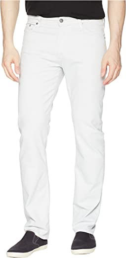 Everett Slim Straight Leg Twill Pants