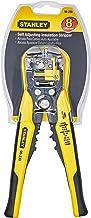STANLEY Alicate Automático Ajustável Desencapador e Crimpador de Fios de 8 Pol. (203mm) 96-230