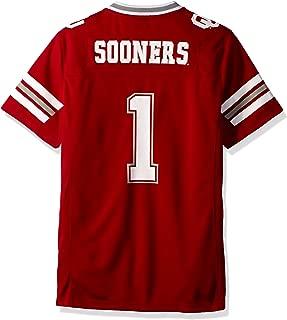 Colosseum Youth Hail Mary University of Oklahoma Sooners Football Jersey