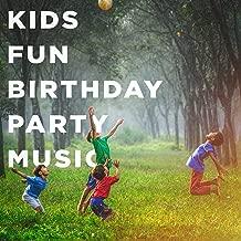 Kids Fun Birthday Party Music