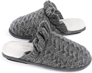 RockDove Women's Chunky Knit Scuff