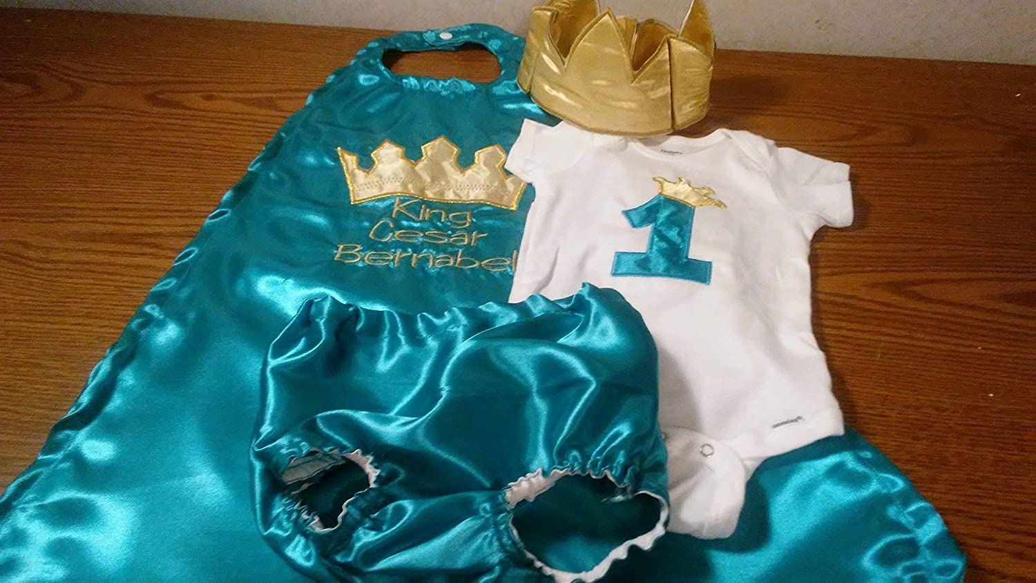 Award-winning store 1st 2nd Birthday Smash cake photo King Turquoise Chicago Mall prop or Prince