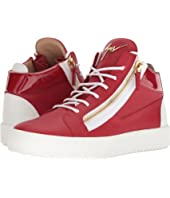 Giuseppe Zanotti - May London Birel Mid Top Sneaker