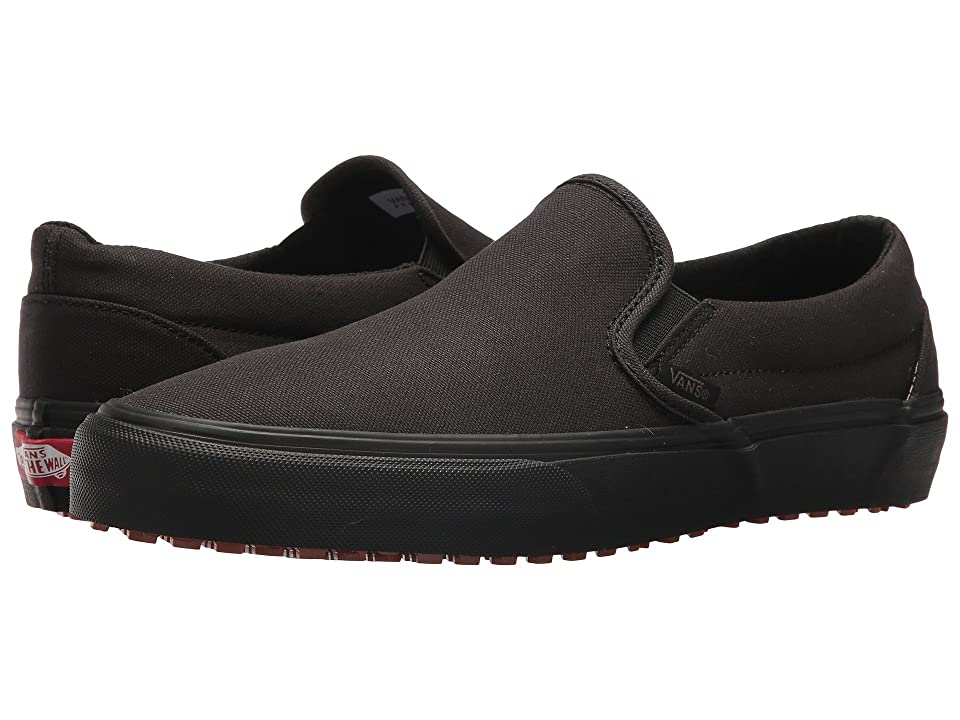 Vans Classic Slip-On UC X Made for Makers Collection (Black/Black) Skate Shoes