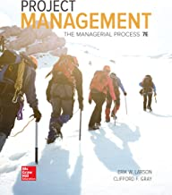 Best project management the managerial process 7th edition ebook Reviews
