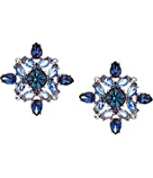 Kate Spade New York - Snowy Nights Stud Earrings