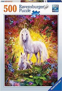 Ravensburger 14825 Ravensburger - Unicorn and Foal Puzzle 500pc Jigsaw Puzzle
