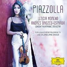 Piazzolla: Oblivion (Bandoneon Part Transcribed For Violin)