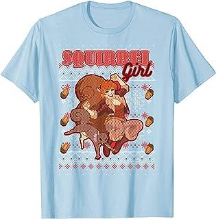 Marvel Squirrel Girl Ugly Christmas er T-Shirt