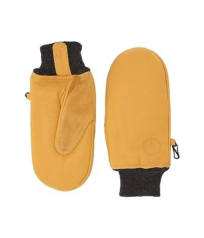 Black Diamond Dirt Bag Mitts (Natural) Ski Gloves