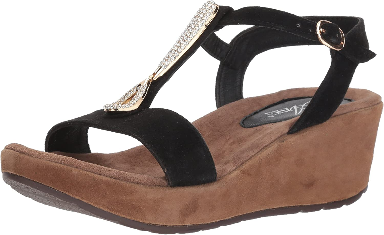 Azura by Spring Step Women's Lawna-Bs Heeled Sandal