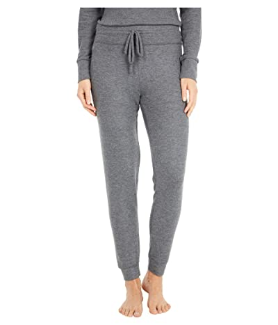 Beyond Yoga Luxe Lounge Around Midi Joggers (Mid Heather Gray) Women