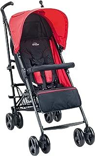 Carrinho de Bebê Sprinter, Burigotto, Red Black
