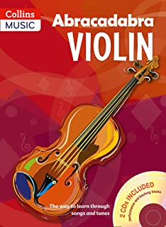 Abracadabra Violin (Pupil's book + 2 CDs): The Way to Learn Through Songs and Tunes