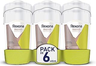 Rexona Maximum Protection Stress Control deospray [6-pack]