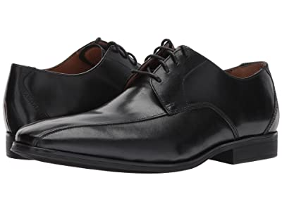 Clarks Gilman Mode (Black Leather) Men