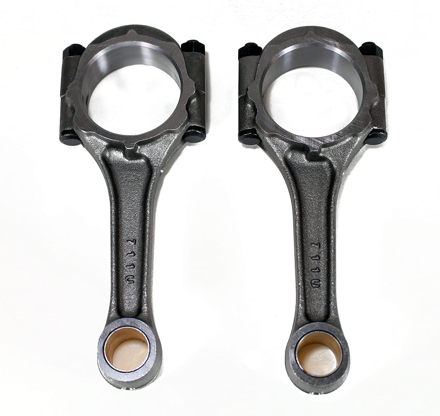 2pc Save money New Safety and trust Connecting Rod for Toyota 2.4L 1985-1995 Pickup 4Runner