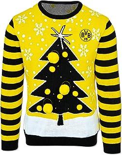 Borussia Dortmund Herren Bvb-weihnachtspullover