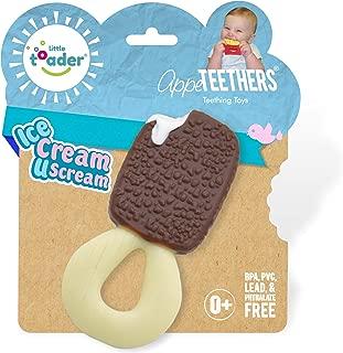 Little Toader Teether - Ice Cream U Scream - Unisex
