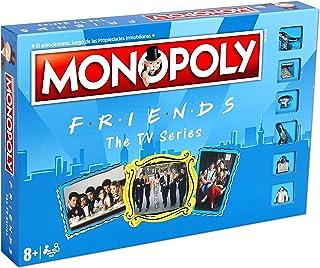 ELEVEN FORCE Monopoly Friends, multicolor, Talla Única (