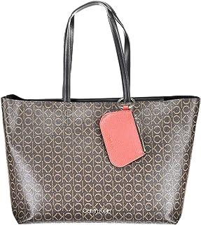 Calvin Klein Shopper for Women-Brown