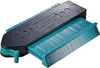 Wolfcraft Konturenlehre 6949000 – Duplikator zum Übertragen von Konturen & Schnittverläufen – Ideal für Laminat, Fliesen u...