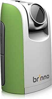 Brinno TLC200 Time Lapse Video Camera, Stunning Time Lapse Video, Compact Portable Design - Green
